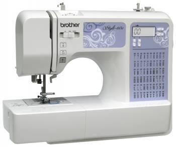 Швейная машина Brother Style 60e белый (Style 60)