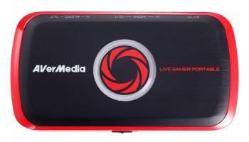 Плата видеозахвата AVerMedia Live Gamer Portable