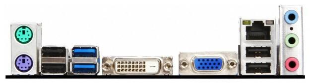 Материнская плата Soc-1150 MSI H87M-P33 mATX - фото 3
