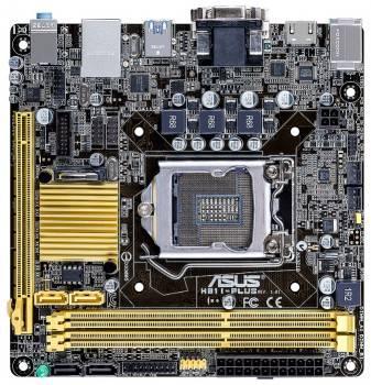 Материнская плата Soc-1150 Asus H81I-PLUS mini-ITX