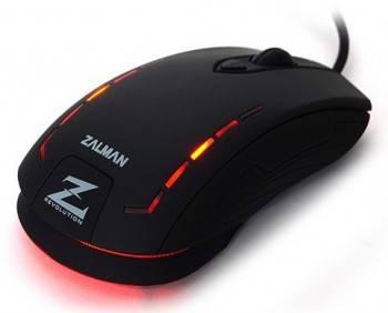 Мышь Zalman ZM-M401R черный