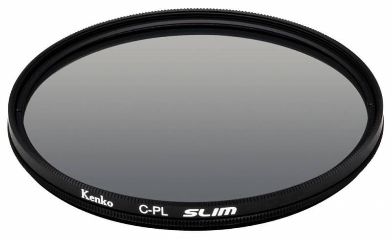 Фильтр поляризационный Kenko Smart Filter Circular PL SLIM 62мм - фото 1