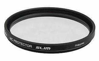 Фильтр защитный Kenko STD MC PROTECTOR Slim 55мм - фото 1