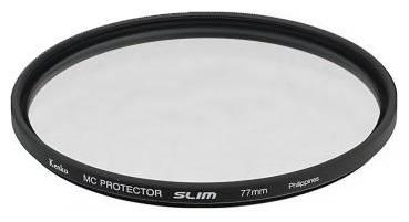 Фильтр защитный Kenko STD MC PROTECTOR Slim 77мм - фото 1