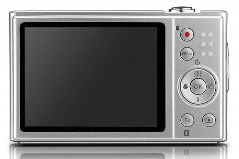 Фотоаппарат Benq LR100 серебристый - фото 5