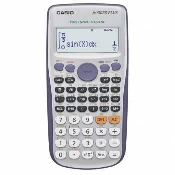 Калькулятор научный Casio FX-570ESPLUS серый