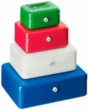 Ящик для купюр и печатей Alco 845-29 серый