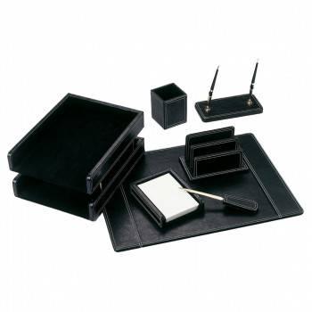 Настольный набор Good Sunrise BK7W-1A (7 предметов) черный