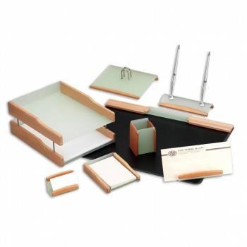 Настольный набор Good Sunrise LG / BH8AC-1A (8 предметов) светло-коричневый