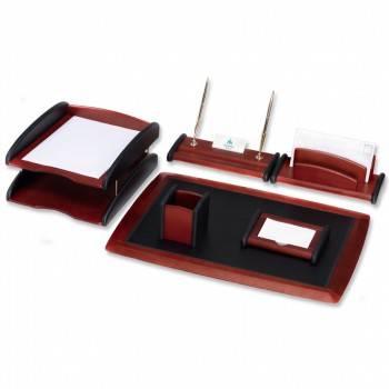 Настольный набор Good Sunrise RS6M-1A красный/черный 6 предметов