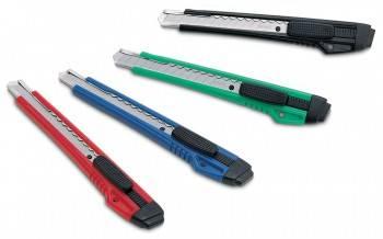 Нож канцелярский Kw-Trio 3563 ассорти