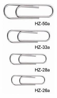 Cкрепки KW-trio HZ-28a / 4 оцинкованные 28мм