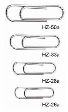 Cкрепки KW-trio HZ-33a / 4 оцинкованные 33мм