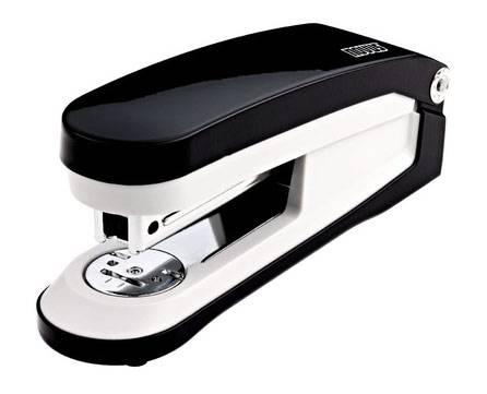 Степлер Novus E30 черный/серый - фото 1