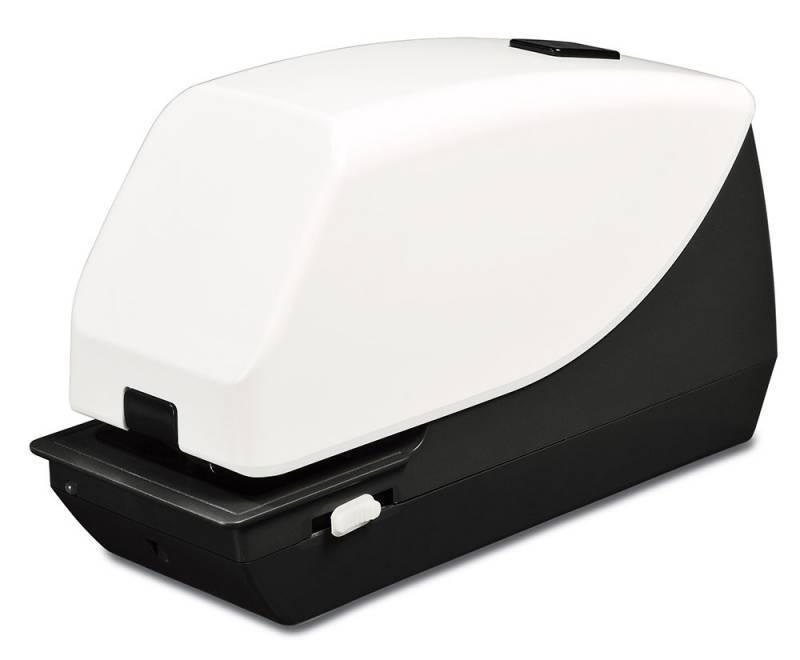 Степлер Kw-Trio Flat Clinch белый/черный - фото 1