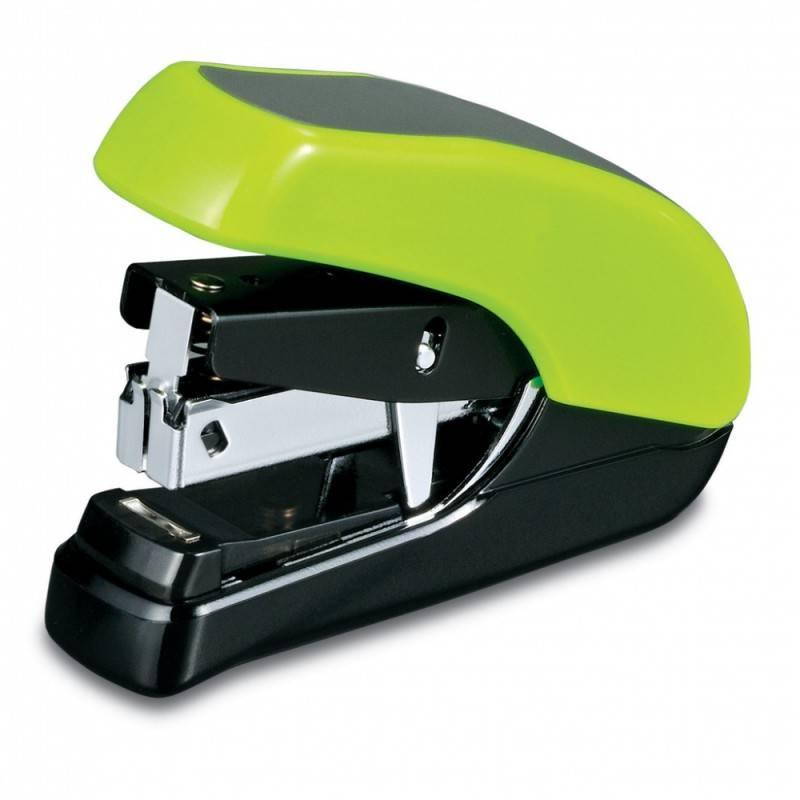 Степлер Kw-Trio Lever-Tech Mini зеленый - фото 4