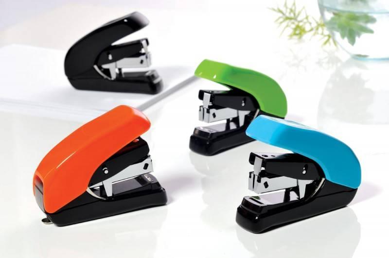 Степлер Kw-Trio Lever-Tech mini ассорти - фото 5