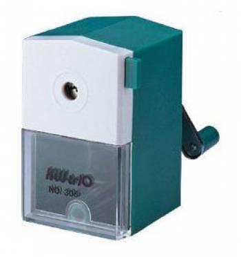 Точилка для карандашей Kw-Trio 305grn зеленый