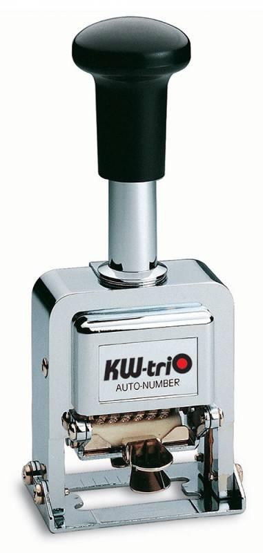 Нумератор Kw-Trio 20600 металл - фото 1