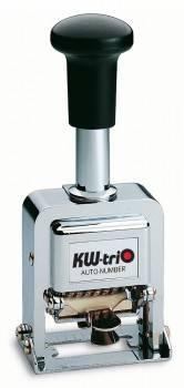 Нумератор Kw-Trio 20700 металл серебристый