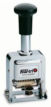 Нумератор Kw-Trio 20800 металл серебристый