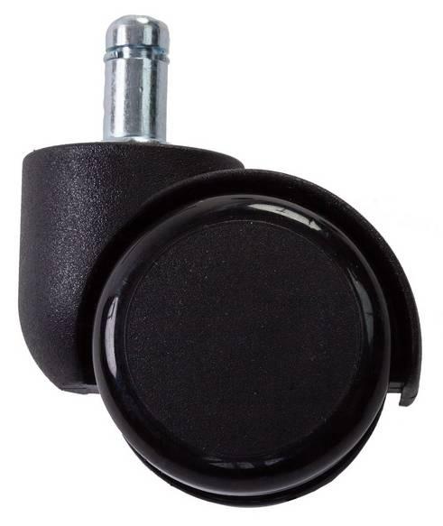 Набор колес Бюрократ CastorSet3850/PU черный - фото 2