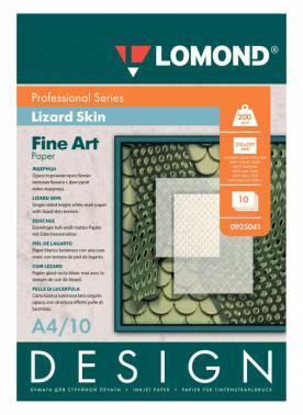 Бумага Lomond 0925041 A4 200г/м2 10л. белый