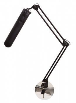 Светильник настольный Трансвит Delta1 на струбцине люминесцентная G23 (люминесцентная) черный 11Вт металл/пластик