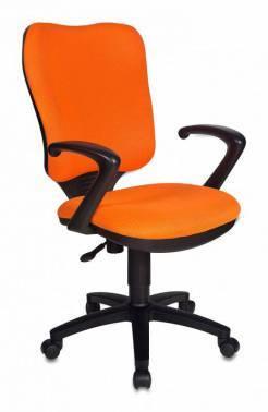 Кресло Бюрократ CH-540AXSN оранжевый (CH-540AXSN/TW-96-1)
