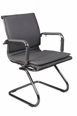 Кресло Бюрократ CH-993-Low-V серый (CH-993-Low-V/grey)