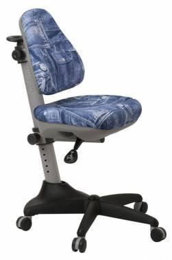 Кресло детское Бюрократ KD-2 / G / 50-31 синий