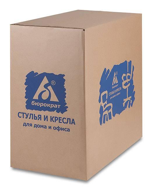 Кресло детское Бюрократ KD-2 красный - фото 7