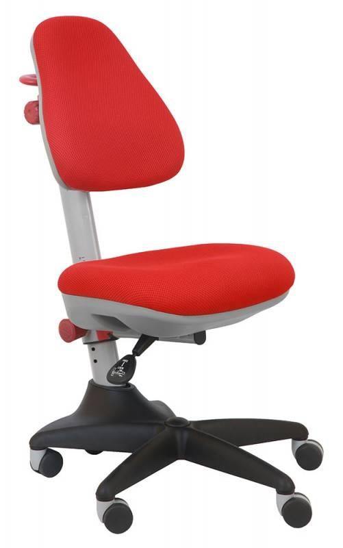 Кресло детское Бюрократ KD-2 красный - фото 1