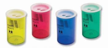 Точилка для карандашей Adel 426-0619-000 ассорти