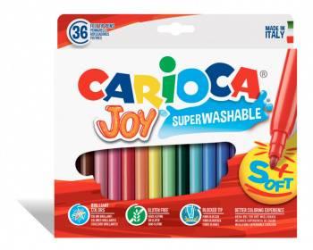 Фломастеры Carioca Joy 36цв. (40556)