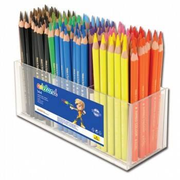 Карандаши цветные Adel ADELAND JUMBO 12цв. (211-7510-100)
