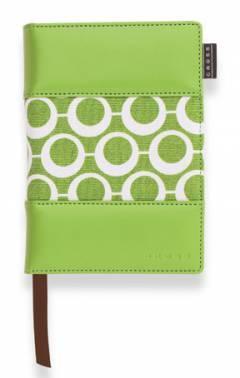 Записная книжка Cross Journal Mod зеленый + ручка 3/4 (AC248-3S)