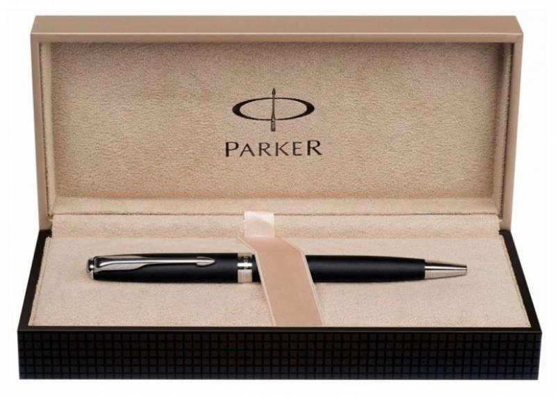 Ручка 5й пишущий узел Parker Ingenuity S F503 Ring Taupe Metal PGT (1858538) - фото 3