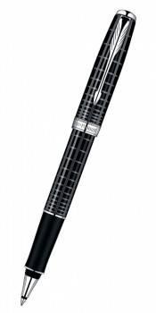 Ручка роллер Parker Sonnet T531 Dark Grey Laquer CT (S0912410)