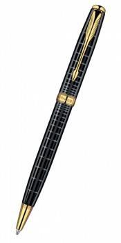 Ручка шариковая Parker Sonnet K531 Dark Grey Laquer GT (S0912470)