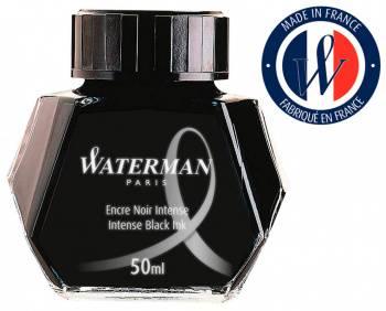 Флакон с чернилами Waterman Ink Bottle черный чернила (S0110710)