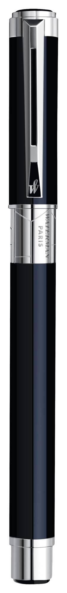 Ручка роллер Waterman Perspective Black CT (S0830720) - фото 1