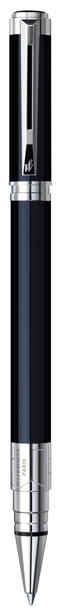 Ручка роллер Waterman Perspective Black CT (S0830720) - фото 2
