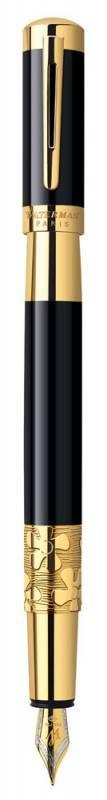 Ручка перьевая Waterman Elegance Black GT (S0898610) - фото 1