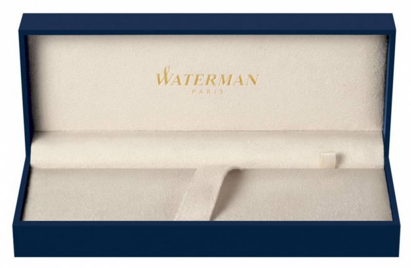 Ручка перьевая Waterman Hemisphere Deluxe Silky CT (S0921170) - фото 3