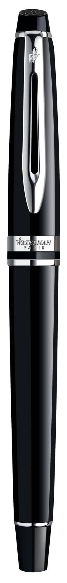 Ручка перьевая Waterman Expert 3 Black CT (S0951740) - фото 1