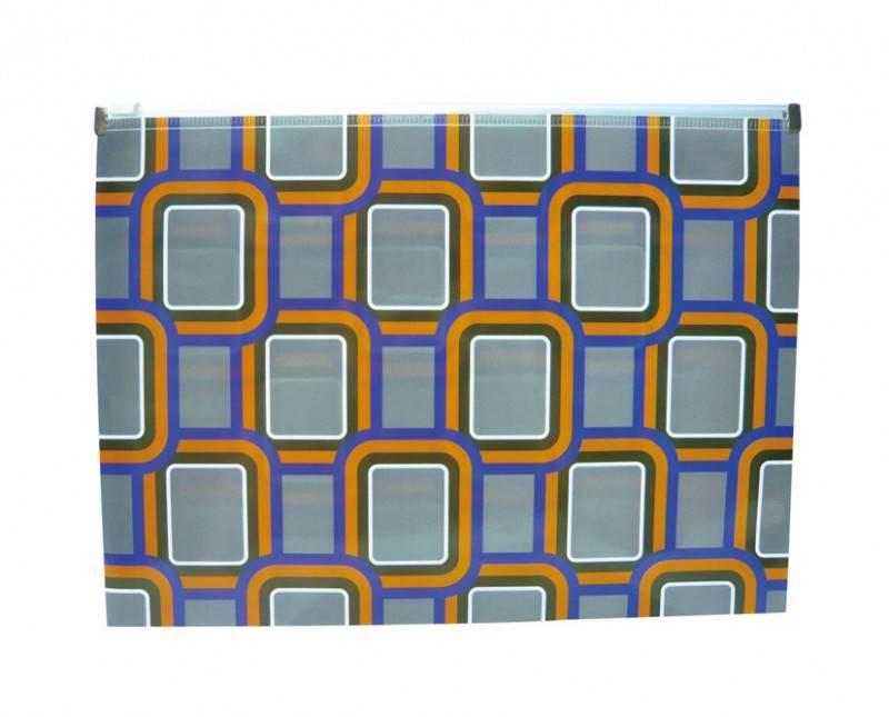 Папка Бюрократ Fusion FUZA4 А4/пластик (компл.:1шт) (FUZA4) - фото 2