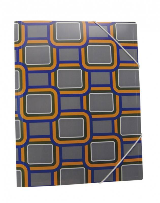 Папка Бюрократ Fusion FU510 А4/пластик (компл.:1шт) (PGP02A) - фото 2