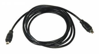 Кабель Buro IEEE1394-4 / 4-3m (4P / 4P) fire wire 3м