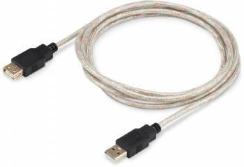 Кабель-удлинитель Buro USB2.0-AM-AF-S USB A (m) / USB A (f)1.8м.